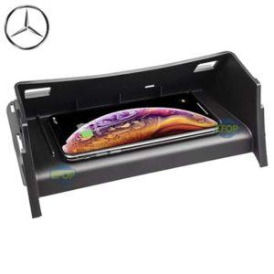 Mercedes qi Wireless Charging