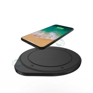 Hidden wireless charger