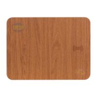 Mouse Pad With QI Charger