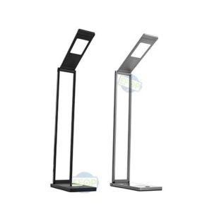 Nightstand Lamp With Wireless Charging