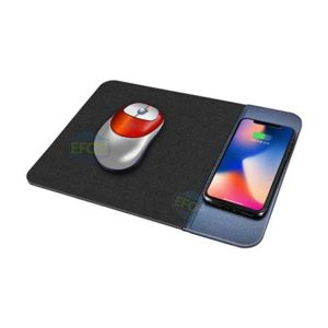 QI Charging Mouse Pad